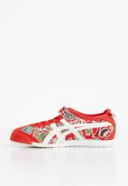 Onitsuka Tiger - Kids Mexico 66 ps -  liberty fiery red/cream