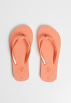 Lizzy - Vevina flip flop - coral