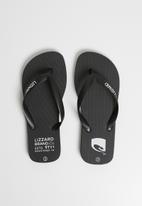 Lizzard - Stryker flip flop - black
