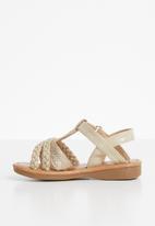 Rock & Co. - Katara sandals - gold