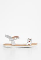 Rock & Co. - Annabel sandals - silver