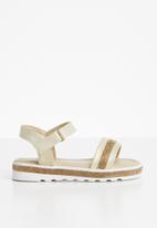 Rock & Co. - Lim sandal - gold