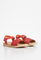 Rock & Co. - Bannon sandals - red