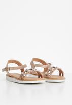 Rock & Co. - Annabel sandals - rose gold