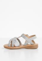 Rock & Co. - Katara sandal - silver