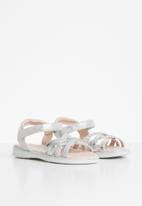 Rock & Co. - Anick sandals - silver