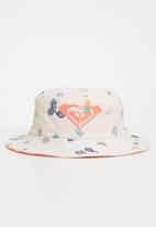 Roxy - Bobby bucket hat - cream