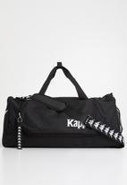 KAPPA - Kappa duffle bag - black