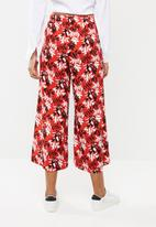 Superbalist - Button detail culotte - multi