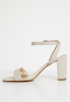 STYLE REPUBLIC - Ankle-strap heels - neutral