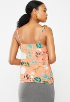 Superbalist - V-neck cami - multi