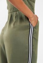 Superbalist - Utility jumpsuit - khaki
