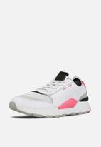 PUMA - RS-0 Sound - White / Knockout Pink