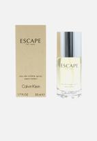 CALVIN KLEIN - Escape M Edt 50ml Spray (Parallel Import)