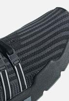 adidas Originals - EQT Support MID ADV PK - core black/carbon/solar yellow
