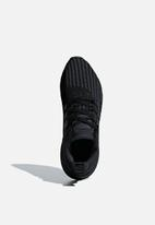 adidas Originals - EQT Support MID ADV PK - core black/carbon/solar yellow