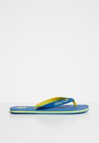 World Tribe - Ultimate boys youth flip flop - blue