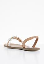 Steve Madden - Alice sandal - neutral
