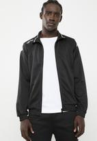 KAPPA - Ziander tracksuit - black & white