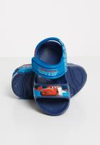 Character Fashion - Cars adventure sandals - blue