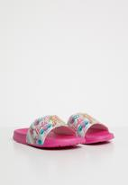 Character Fashion - Barbie pool sliders -  pink