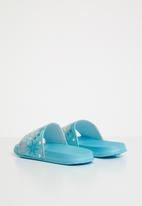 Character Fashion - Frozen pool sliders - blue