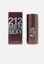 CAROLINA HERRERA - C.Herrera 212 Sexy M Edt 100ml Spra (Parallel Import)