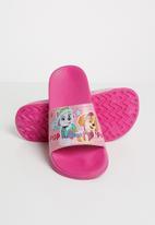 Character Fashion - Paw Patrol pool sliders - mid pink