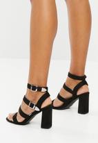 Superbalist - Julia western heel - black