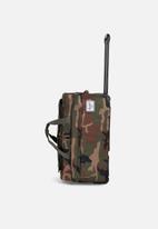 Herschel Supply Co. - Wheelie outfitter bag - woodland camo