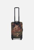 Herschel Supply Co. - Highland carry-on suitcase - woodland camo