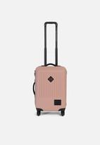 Herschel Supply Co. - Trade carry-on suitcase - ash rose