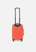 Herschel Supply Co. - Trade carry-on suitcase - vermillion orange