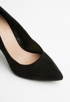 New Look - Yummy court pump - black