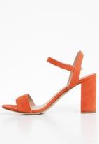 New Look - Sims - orange