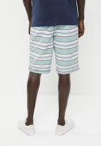 STYLE REPUBLIC - Alfred striped shorts - multi