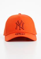 New Era - League essential cap - orange