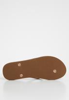 878dc1a64 Mila Jelly Flip Flops Gold POLO Sandals   Flip Flops