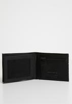 Quiksilver - Freshness wallet - black