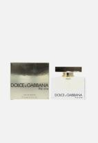 Dolce & Gabbana - D&G The One Edp - 75ml (Parallel Import)