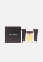 Dolce & Gabbana - D&G The One For Men Edt Gift Set (Parallel Import)