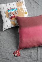 Sixth Floor - Dusk cushion cover - pink