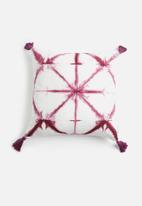 Sixth Floor - Karma cushion cover - pink