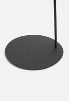 Emerging Creatives - Mortar table lamp - black