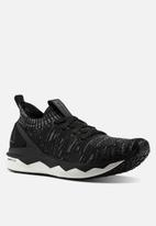 Reebok - Floatride ultra knit - black & grey
