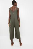 Billabong  - Wind chaser jumpsuit - green