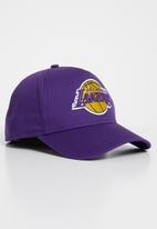 New Era - Nba team aframe - purple