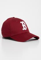 New Era - Womens league essential 9forty - red