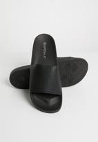 Superbalist - Pool slide - black