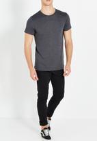 Cotton On - Essential crew neck  - grey